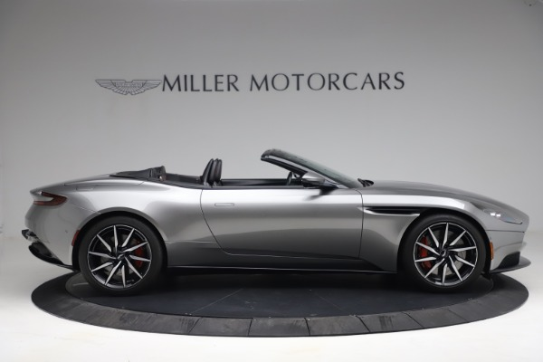 Used 2019 Aston Martin DB11 Volante for sale Call for price at Alfa Romeo of Westport in Westport CT 06880 8