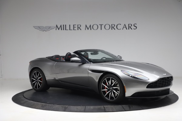 Used 2019 Aston Martin DB11 Volante for sale Call for price at Alfa Romeo of Westport in Westport CT 06880 9