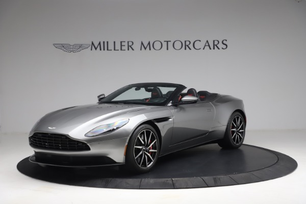 Used 2019 Aston Martin DB11 Volante for sale Call for price at Alfa Romeo of Westport in Westport CT 06880 1