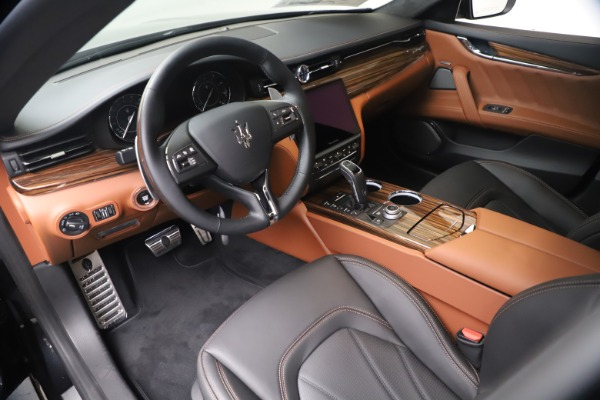New 2021 Maserati Quattroporte S Q4 GranLusso for sale $129,135 at Alfa Romeo of Westport in Westport CT 06880 13