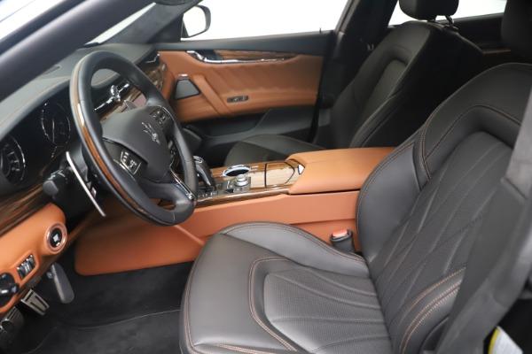 New 2021 Maserati Quattroporte S Q4 GranLusso for sale $129,135 at Alfa Romeo of Westport in Westport CT 06880 14
