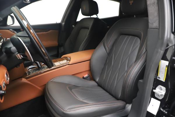 New 2021 Maserati Quattroporte S Q4 GranLusso for sale $129,135 at Alfa Romeo of Westport in Westport CT 06880 15