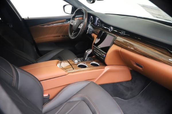 New 2021 Maserati Quattroporte S Q4 GranLusso for sale $129,135 at Alfa Romeo of Westport in Westport CT 06880 18