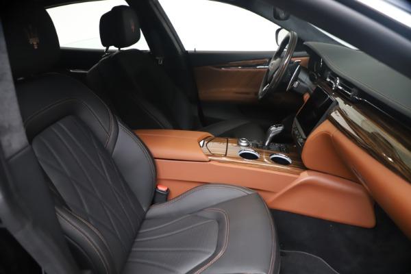 New 2021 Maserati Quattroporte S Q4 GranLusso for sale $129,135 at Alfa Romeo of Westport in Westport CT 06880 19