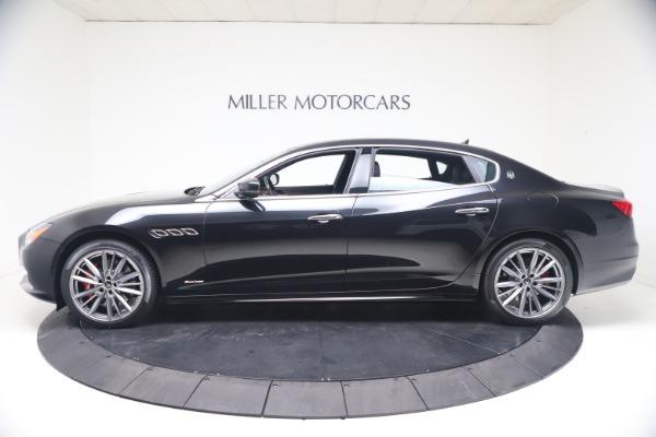 New 2021 Maserati Quattroporte S Q4 GranLusso for sale $129,135 at Alfa Romeo of Westport in Westport CT 06880 2