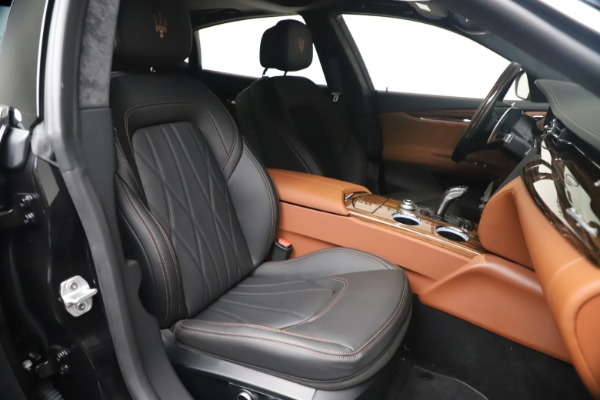 New 2021 Maserati Quattroporte S Q4 GranLusso for sale $129,135 at Alfa Romeo of Westport in Westport CT 06880 20