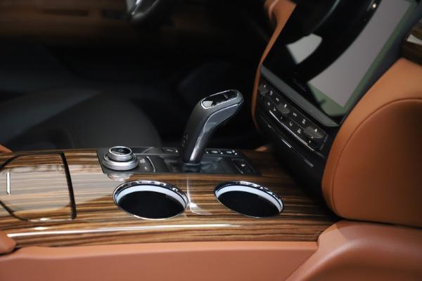 New 2021 Maserati Quattroporte S Q4 GranLusso for sale $129,135 at Alfa Romeo of Westport in Westport CT 06880 22