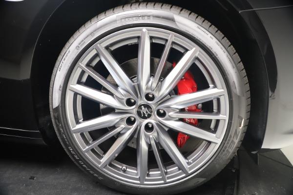 New 2021 Maserati Quattroporte S Q4 GranLusso for sale $129,135 at Alfa Romeo of Westport in Westport CT 06880 24