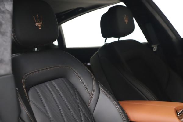 New 2021 Maserati Quattroporte S Q4 GranLusso for sale $129,135 at Alfa Romeo of Westport in Westport CT 06880 25