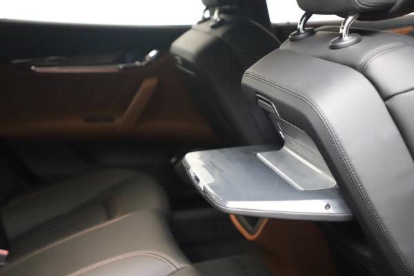 New 2021 Maserati Quattroporte S Q4 GranLusso for sale $129,135 at Alfa Romeo of Westport in Westport CT 06880 26