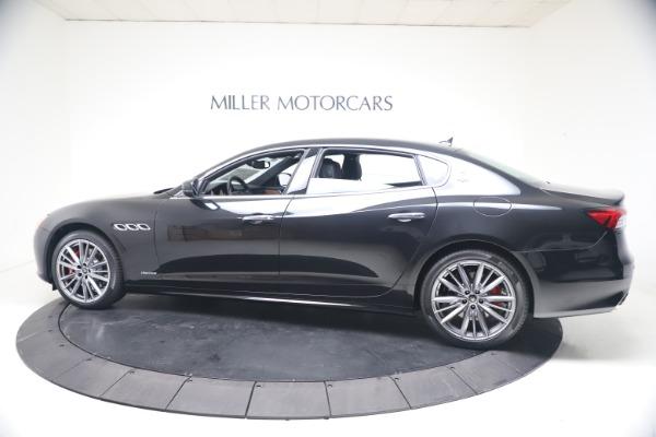 New 2021 Maserati Quattroporte S Q4 GranLusso for sale $129,135 at Alfa Romeo of Westport in Westport CT 06880 3