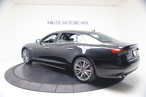New 2021 Maserati Quattroporte S Q4 GranLusso for sale $129,135 at Alfa Romeo of Westport in Westport CT 06880 4