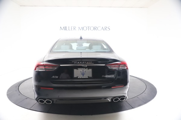 New 2021 Maserati Quattroporte S Q4 GranLusso for sale $129,135 at Alfa Romeo of Westport in Westport CT 06880 5