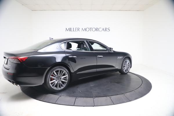 New 2021 Maserati Quattroporte S Q4 GranLusso for sale $129,135 at Alfa Romeo of Westport in Westport CT 06880 7