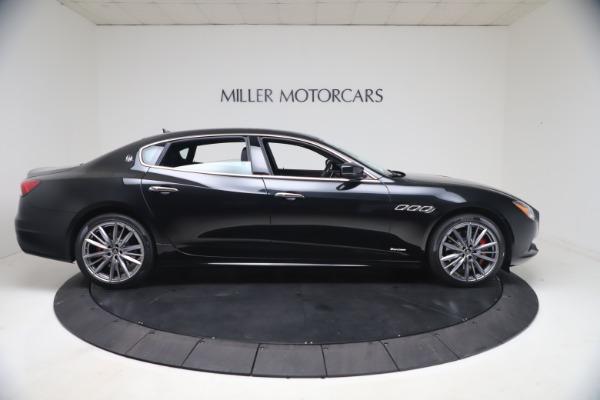 New 2021 Maserati Quattroporte S Q4 GranLusso for sale $129,135 at Alfa Romeo of Westport in Westport CT 06880 8