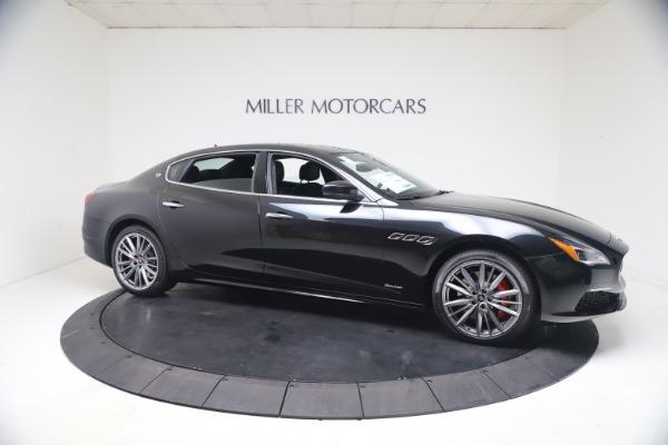 New 2021 Maserati Quattroporte S Q4 GranLusso for sale $129,135 at Alfa Romeo of Westport in Westport CT 06880 9