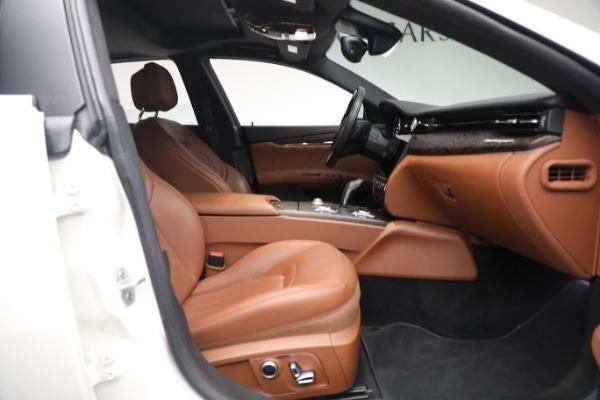 New 2021 Maserati Quattroporte S Q4 GranLusso for sale $120,599 at Alfa Romeo of Westport in Westport CT 06880 14