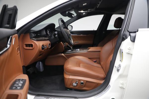 New 2021 Maserati Quattroporte S Q4 GranLusso for sale $120,599 at Alfa Romeo of Westport in Westport CT 06880 15