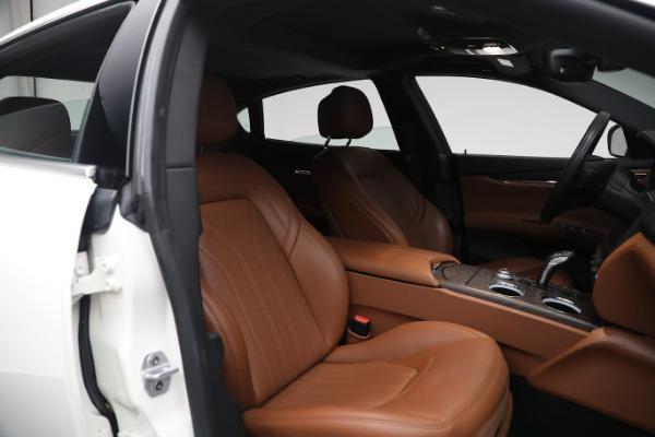 New 2021 Maserati Quattroporte S Q4 GranLusso for sale $120,599 at Alfa Romeo of Westport in Westport CT 06880 16