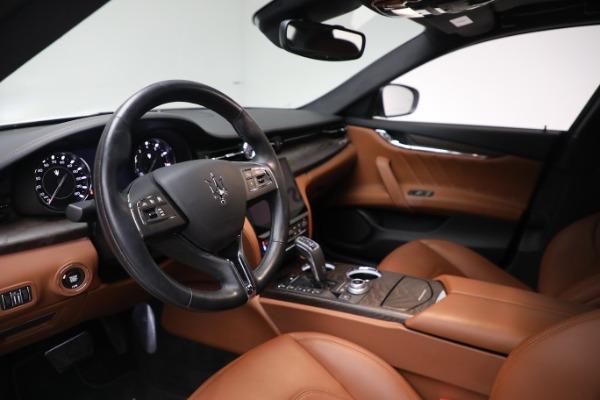 New 2021 Maserati Quattroporte S Q4 GranLusso for sale $120,599 at Alfa Romeo of Westport in Westport CT 06880 17