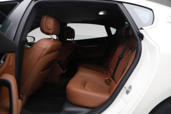 New 2021 Maserati Quattroporte S Q4 GranLusso for sale $120,599 at Alfa Romeo of Westport in Westport CT 06880 18