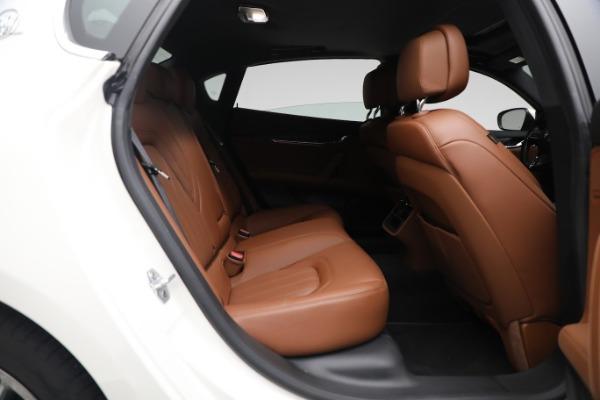 New 2021 Maserati Quattroporte S Q4 GranLusso for sale $120,599 at Alfa Romeo of Westport in Westport CT 06880 19