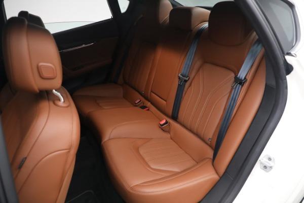 New 2021 Maserati Quattroporte S Q4 GranLusso for sale $120,599 at Alfa Romeo of Westport in Westport CT 06880 20