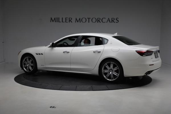New 2021 Maserati Quattroporte S Q4 GranLusso for sale $120,599 at Alfa Romeo of Westport in Westport CT 06880 4