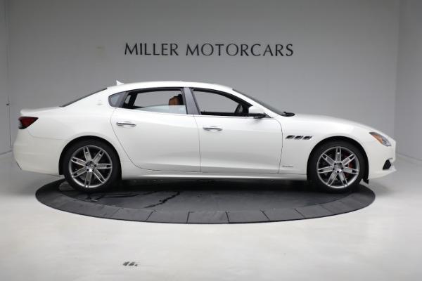 New 2021 Maserati Quattroporte S Q4 GranLusso for sale $120,599 at Alfa Romeo of Westport in Westport CT 06880 9