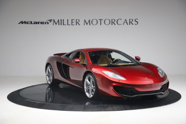 Used 2012 McLaren MP4-12C for sale Call for price at Alfa Romeo of Westport in Westport CT 06880 10