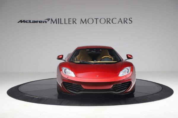 Used 2012 McLaren MP4-12C for sale Call for price at Alfa Romeo of Westport in Westport CT 06880 11