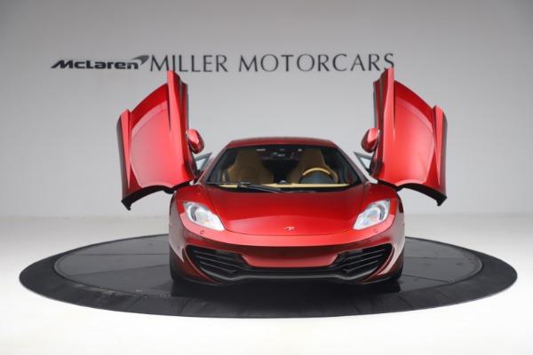 Used 2012 McLaren MP4-12C for sale Call for price at Alfa Romeo of Westport in Westport CT 06880 12