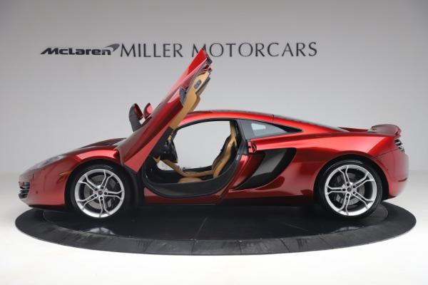 Used 2012 McLaren MP4-12C for sale Call for price at Alfa Romeo of Westport in Westport CT 06880 14