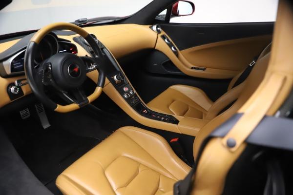 Used 2012 McLaren MP4-12C for sale Call for price at Alfa Romeo of Westport in Westport CT 06880 15