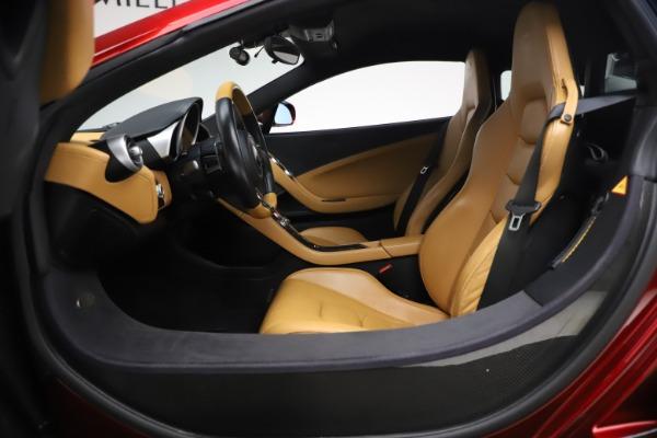 Used 2012 McLaren MP4-12C for sale Call for price at Alfa Romeo of Westport in Westport CT 06880 16