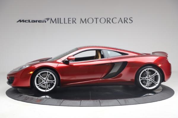 Used 2012 McLaren MP4-12C for sale Call for price at Alfa Romeo of Westport in Westport CT 06880 2