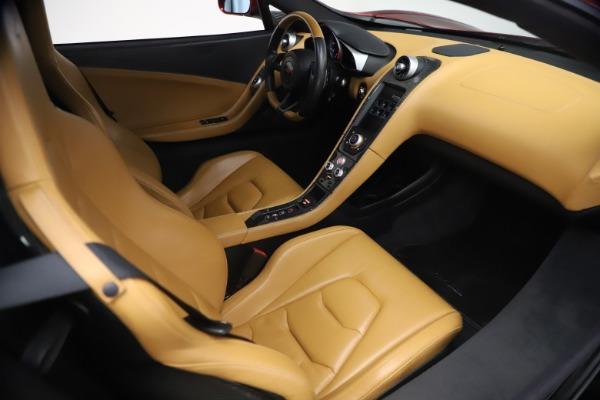 Used 2012 McLaren MP4-12C for sale Call for price at Alfa Romeo of Westport in Westport CT 06880 20