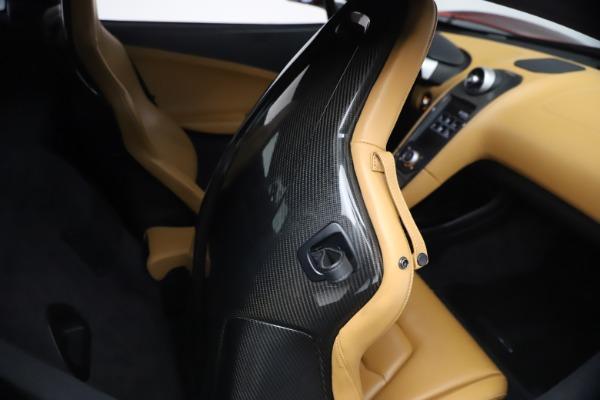 Used 2012 McLaren MP4-12C for sale Call for price at Alfa Romeo of Westport in Westport CT 06880 23