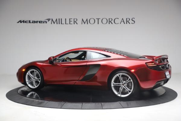 Used 2012 McLaren MP4-12C for sale Call for price at Alfa Romeo of Westport in Westport CT 06880 3