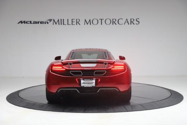 Used 2012 McLaren MP4-12C for sale Call for price at Alfa Romeo of Westport in Westport CT 06880 5