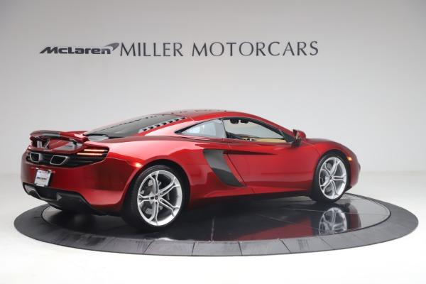 Used 2012 McLaren MP4-12C for sale Call for price at Alfa Romeo of Westport in Westport CT 06880 7