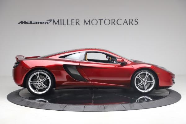 Used 2012 McLaren MP4-12C for sale Call for price at Alfa Romeo of Westport in Westport CT 06880 8