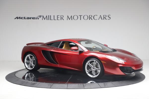 Used 2012 McLaren MP4-12C for sale Call for price at Alfa Romeo of Westport in Westport CT 06880 9