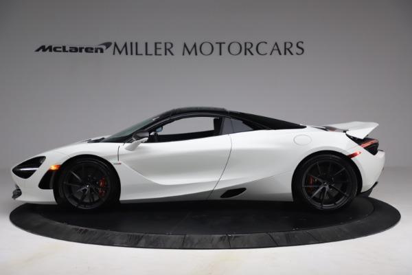 New 2021 McLaren 720S Spider for sale $366,670 at Alfa Romeo of Westport in Westport CT 06880 14