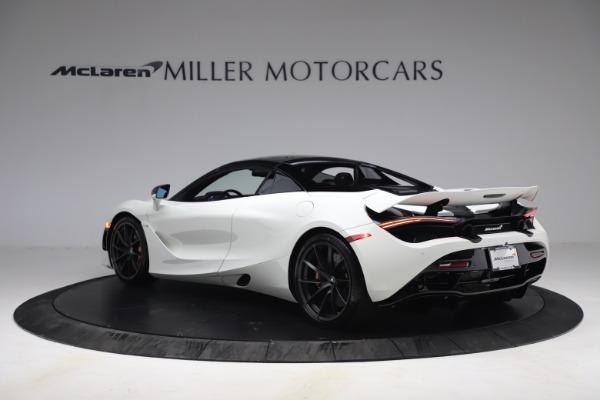 New 2021 McLaren 720S Spider for sale $366,670 at Alfa Romeo of Westport in Westport CT 06880 15
