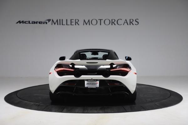 New 2021 McLaren 720S Spider for sale $366,670 at Alfa Romeo of Westport in Westport CT 06880 16