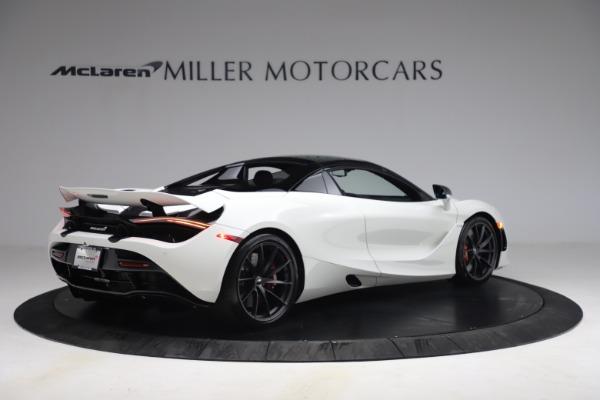 New 2021 McLaren 720S Spider for sale $366,670 at Alfa Romeo of Westport in Westport CT 06880 17