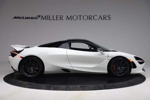 New 2021 McLaren 720S Spider for sale $366,670 at Alfa Romeo of Westport in Westport CT 06880 18