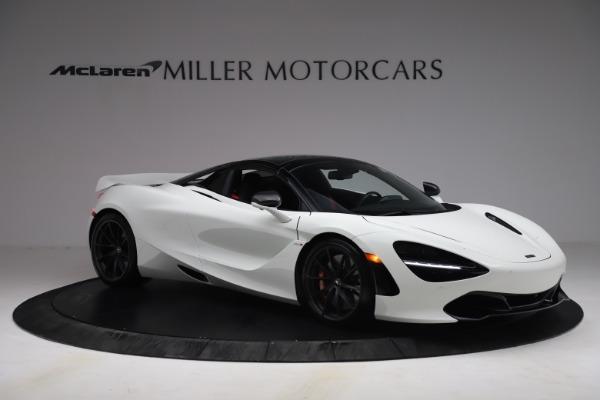 New 2021 McLaren 720S Spider for sale $366,670 at Alfa Romeo of Westport in Westport CT 06880 19
