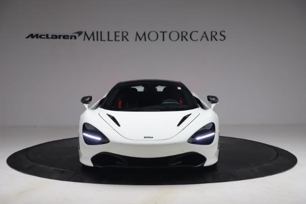 New 2021 McLaren 720S Spider for sale $366,670 at Alfa Romeo of Westport in Westport CT 06880 20
